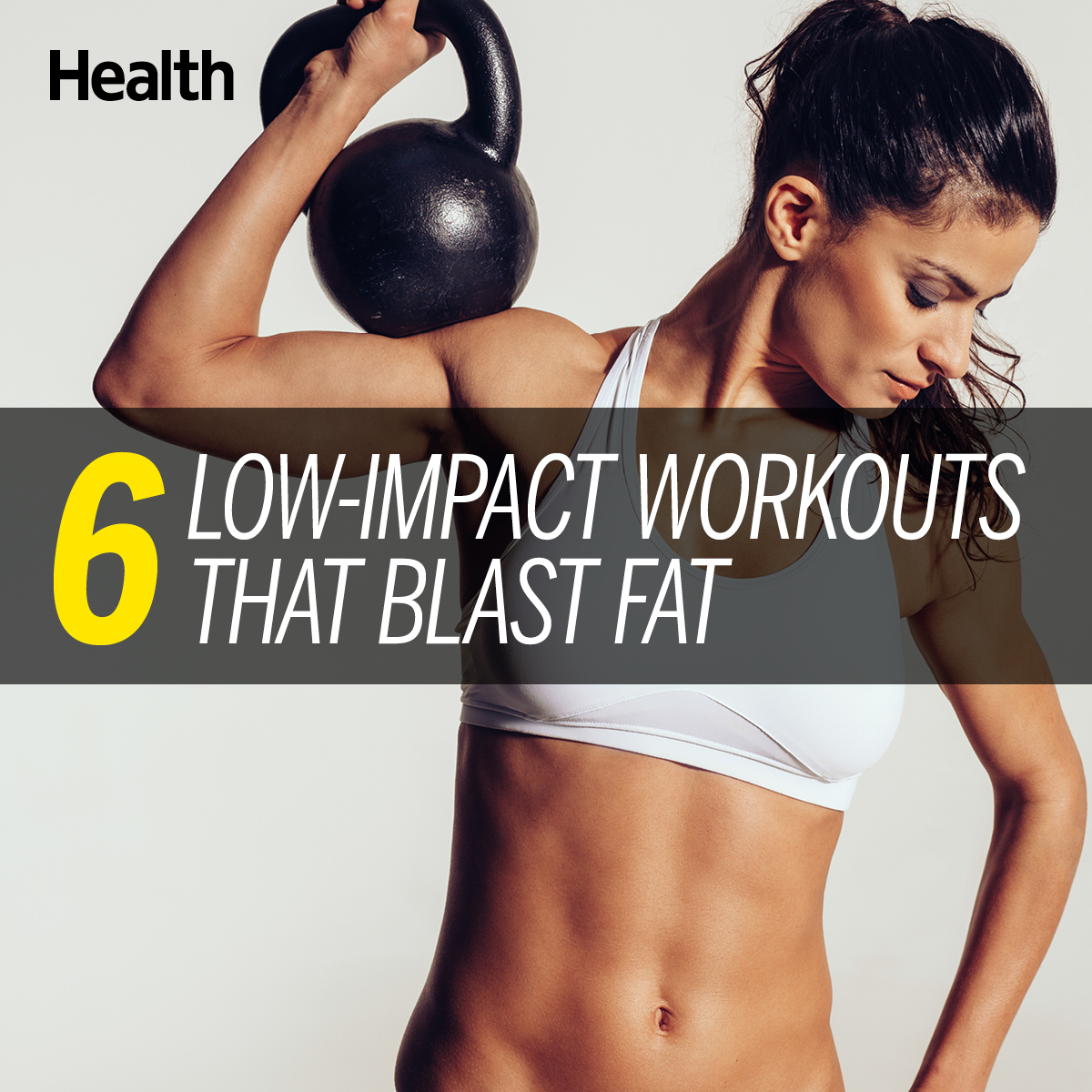 The Best Low-Impact Workouts That Burn the Most Calories