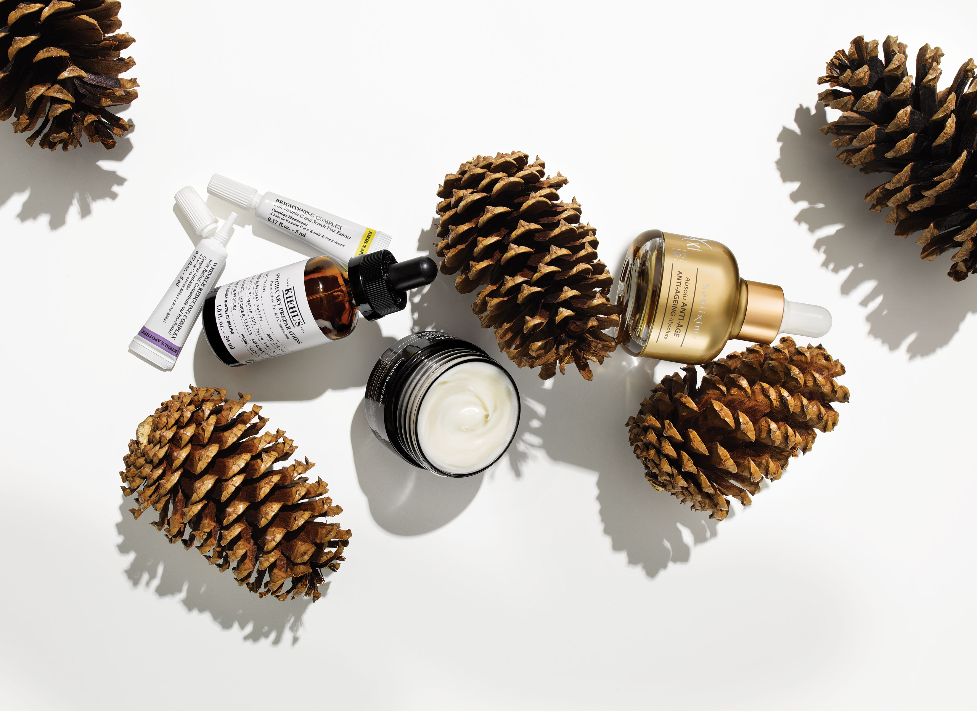 3 Anti-Aging Products Made With Pine for Radiant Skin