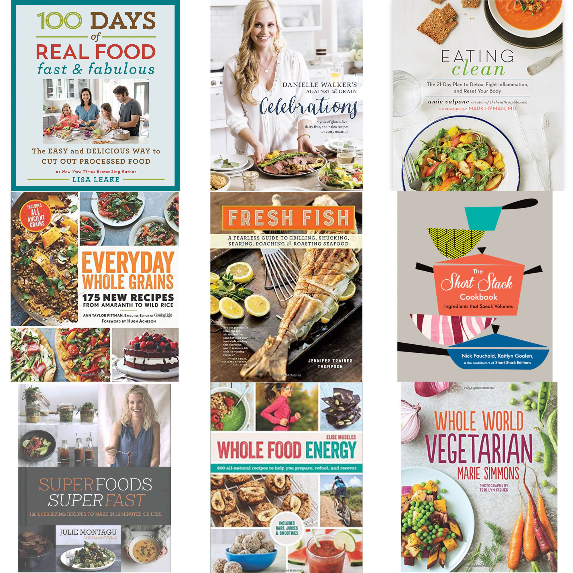 The best healthy cookbooks of 2016 forumfinder Choice Image