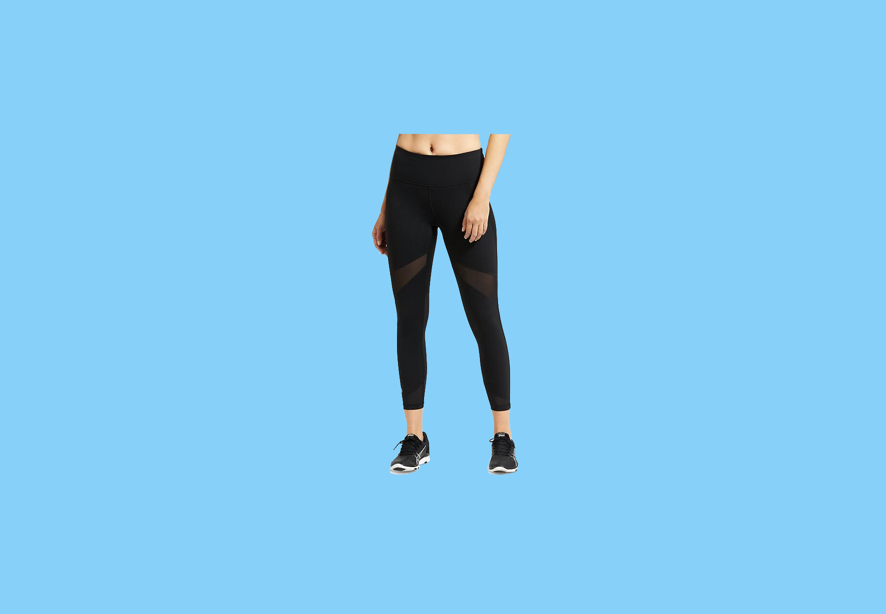 7 Black Leggings That Are Perfect for Traveling