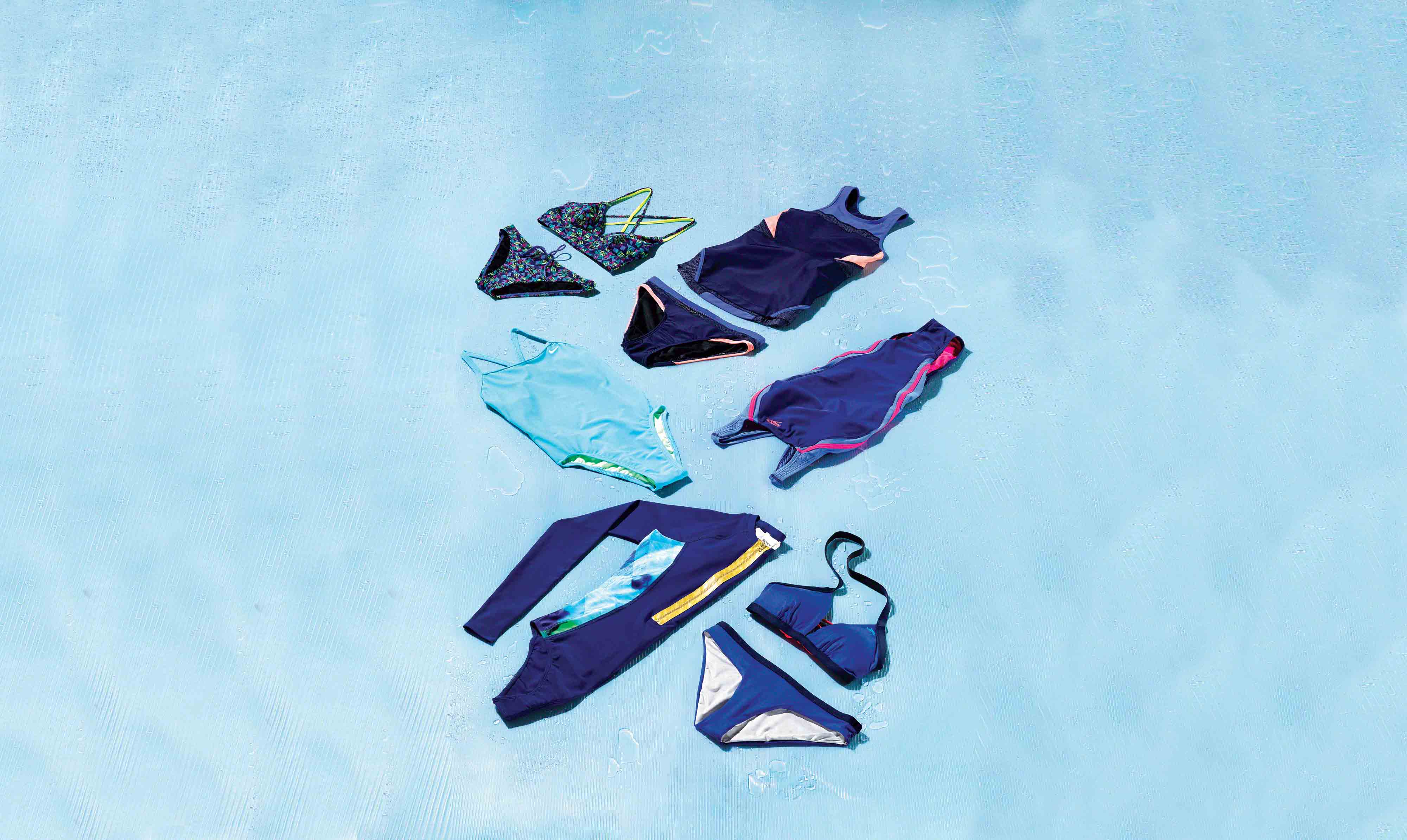 The Best Sport Swimsuits for Laps, Surfing, Snorkeling, and More