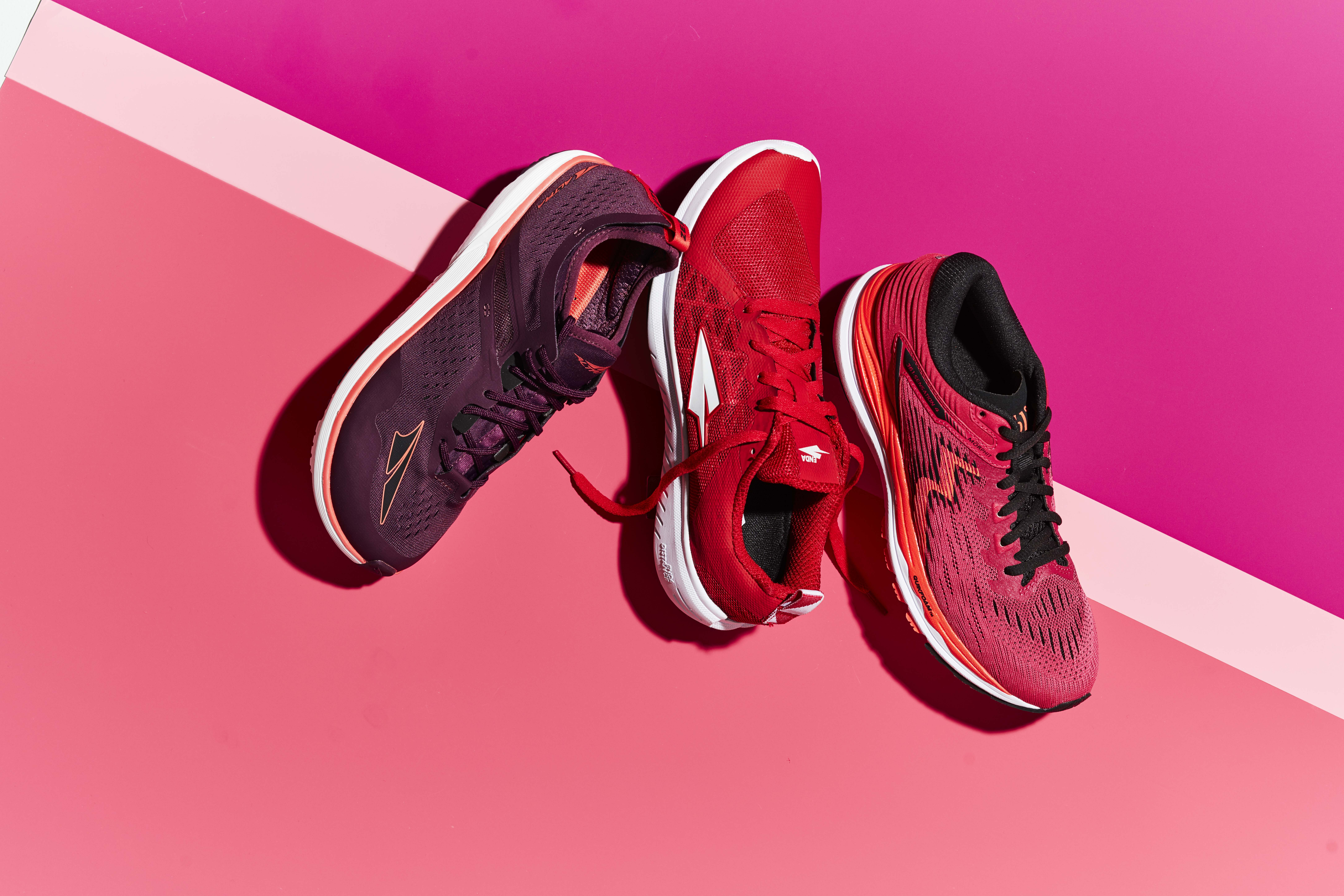 running-shoes sneakers woman health wellbeing exercise workout running