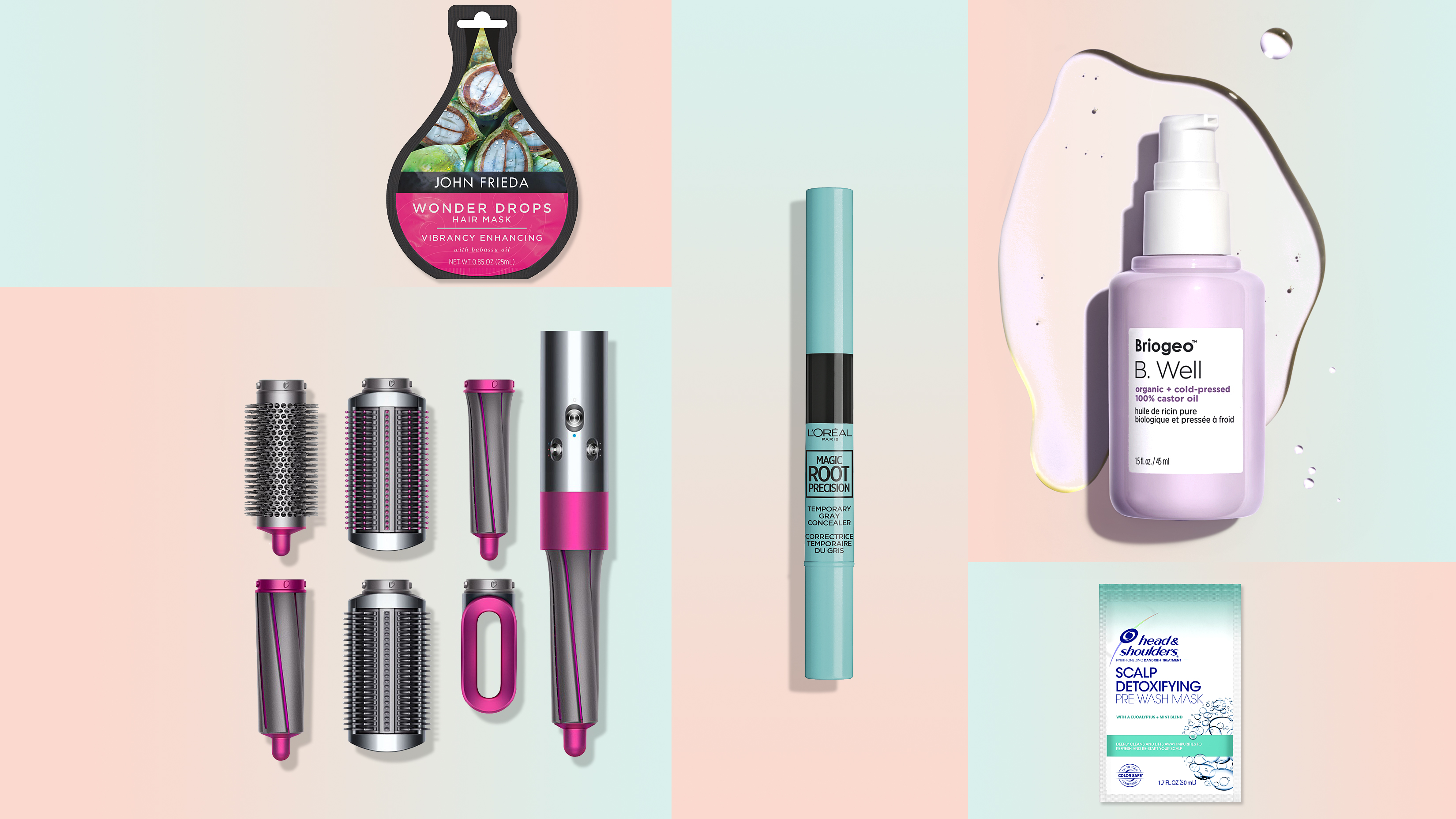 Health Beauty Awards: The 12 Holy Grail Hair Products of 2019