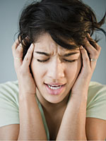 embarrassing questions: do migraines cause slurred speech? - mind, Skeleton