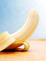 Banana curve dick