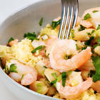lemony-shrimp-with-white-beans-and-couscous-video