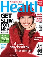 December Health magazine: Get yours today!
