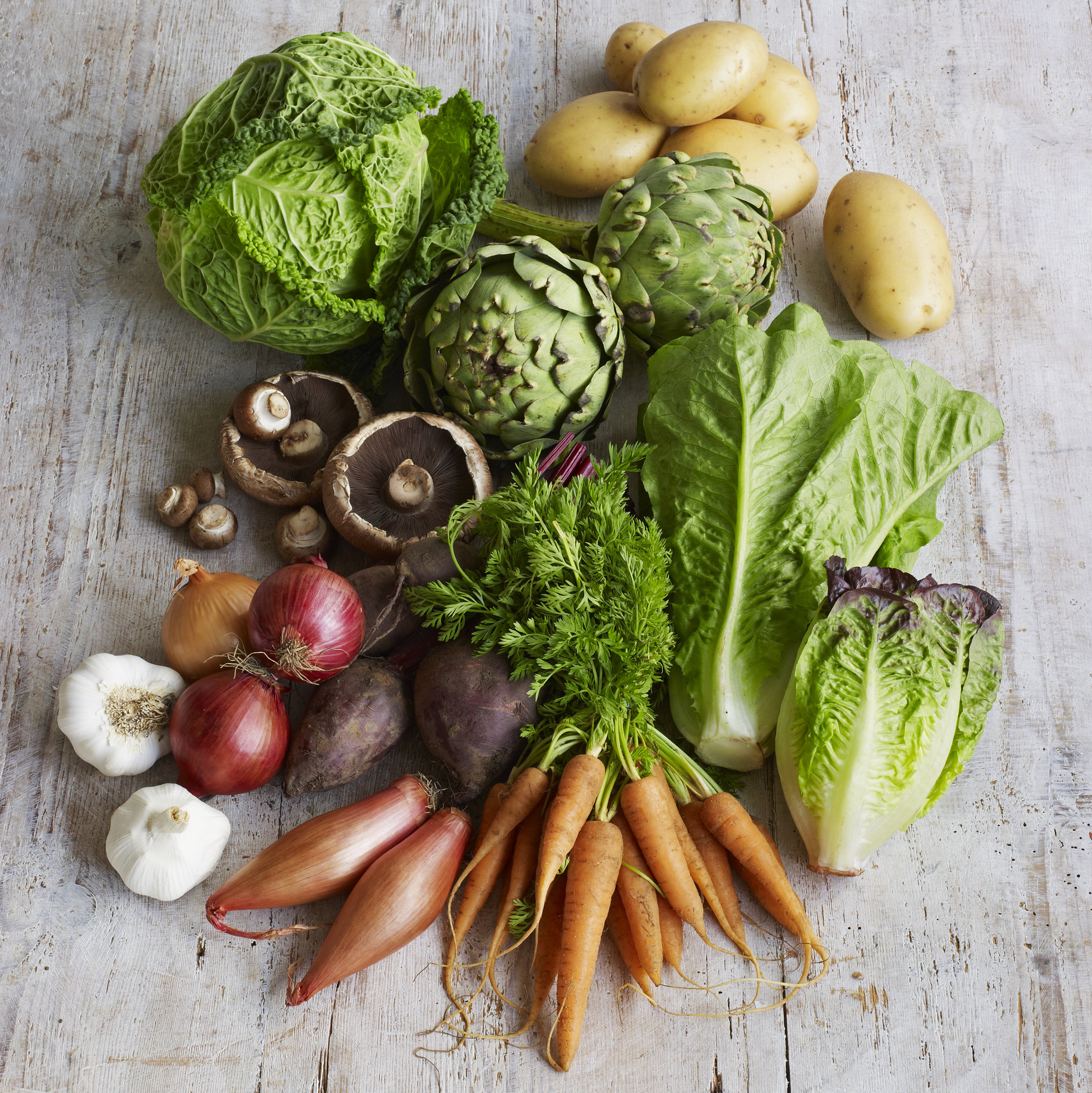 6 Ways To Add More Veggies To Your Diet