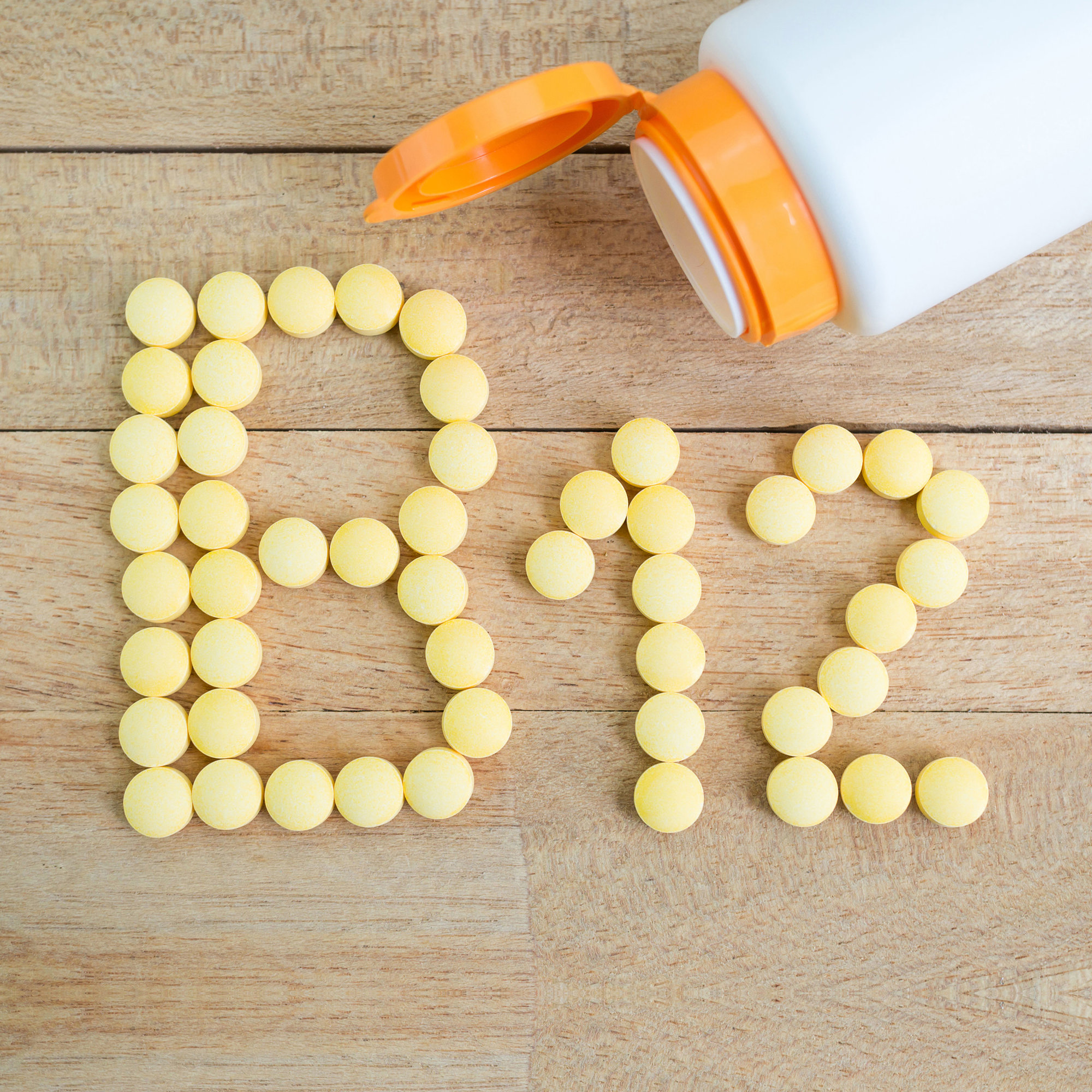 What foods are high in vitamin B12?