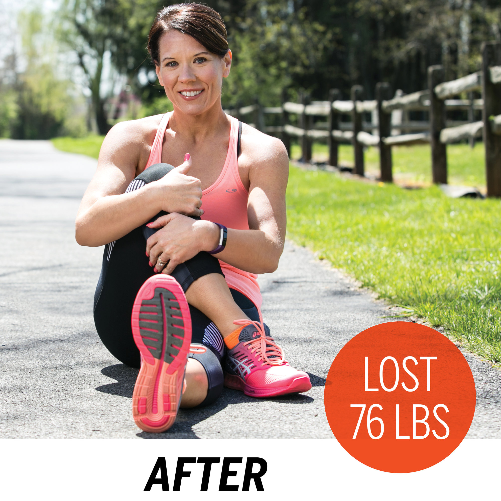 "Weight Loss Success Story: ""I Lost 76 Pounds"""