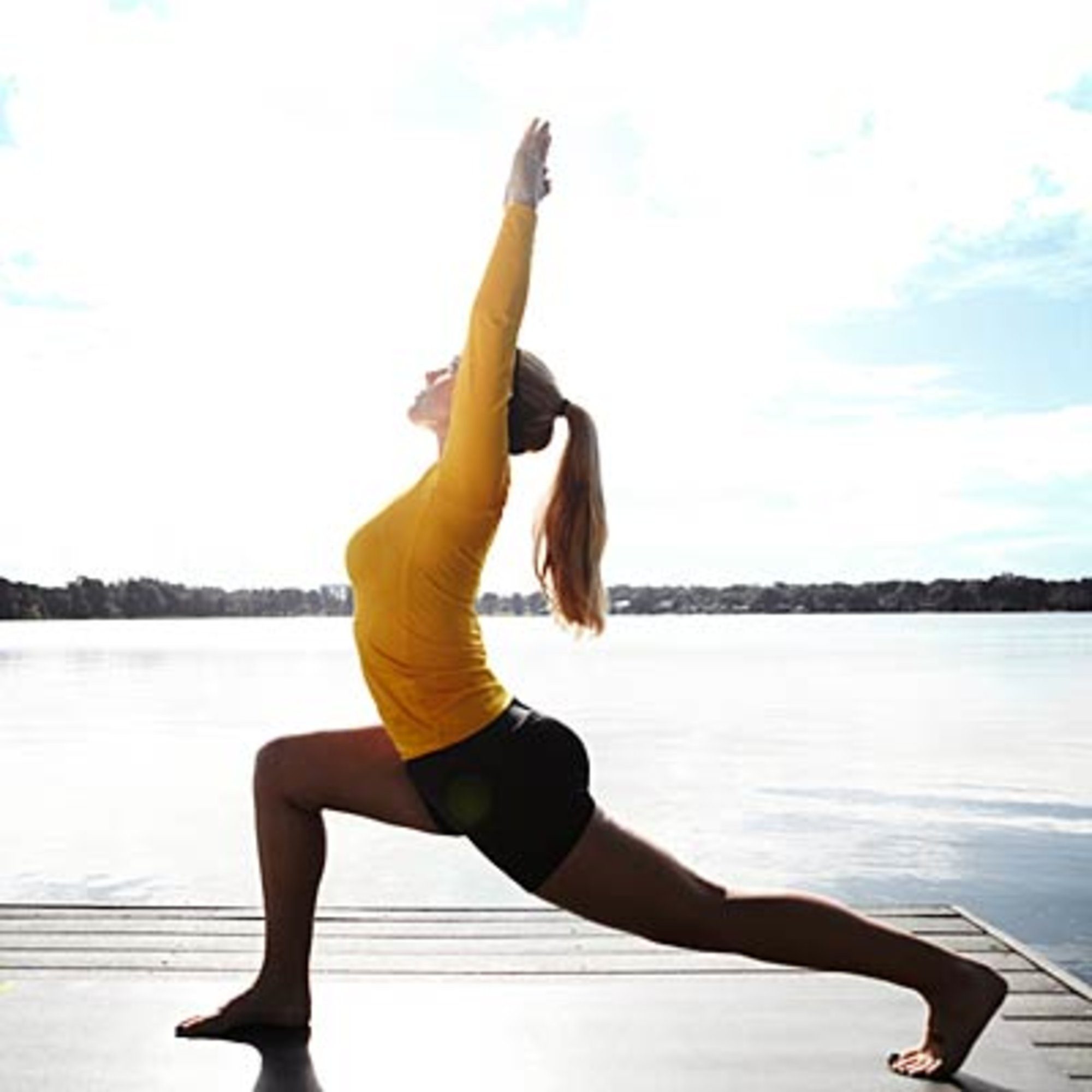A Yoga Routine for Strong, Slim Arms - Health.com
