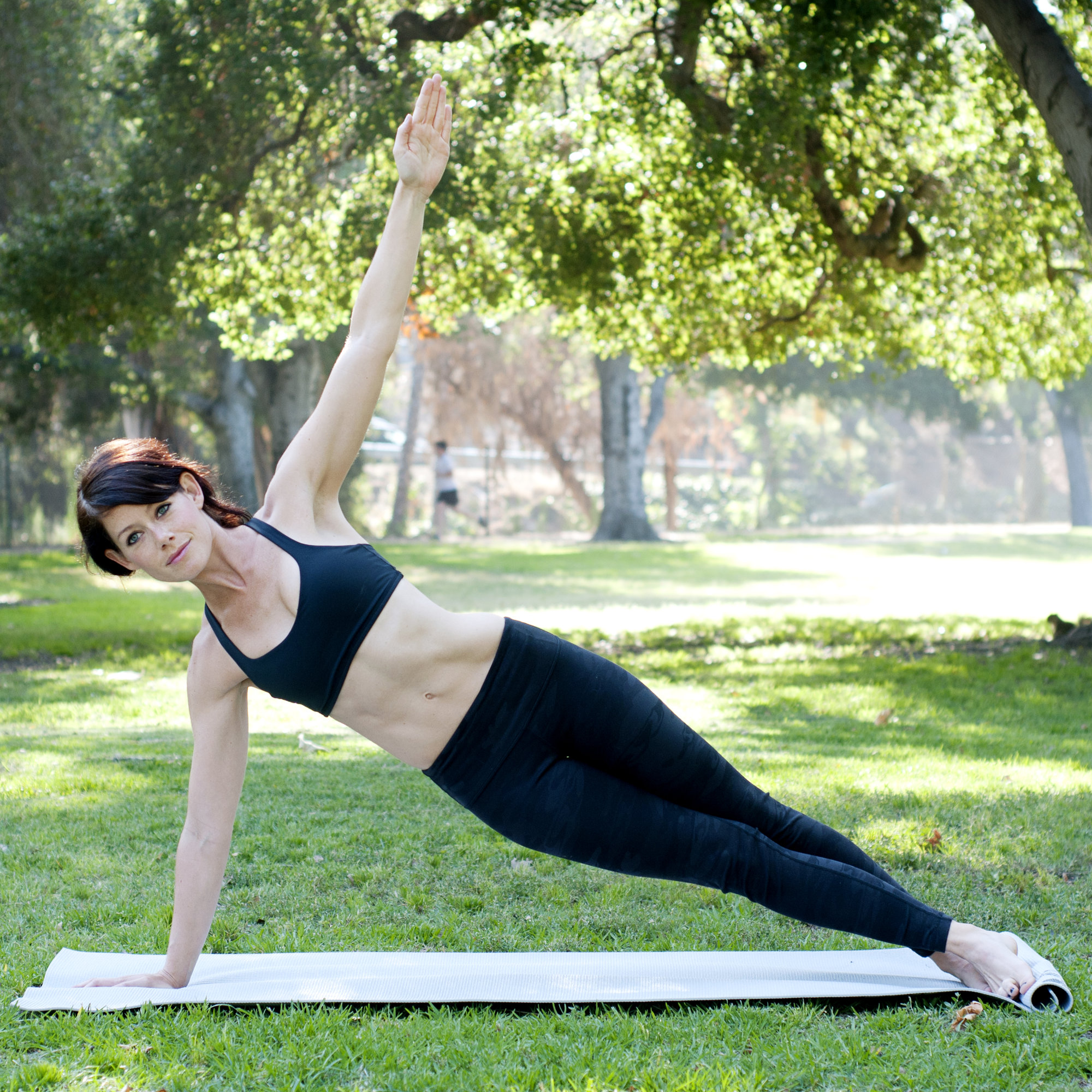 Pilates Mat Workout At Home: 5 At-Home Pilates Exercises Borrowed From The Reformer