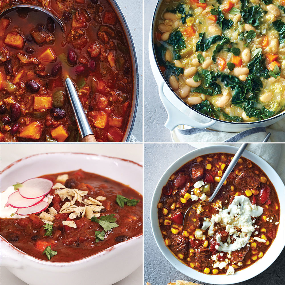The Best Healthy Chili Recipes Of All Time
