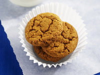 Ginger-Molasses Cookies Are The Very low-Calorie Solution To Your Cookie Craving