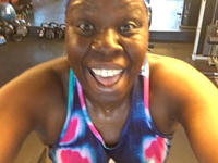 Leslie Jones Receives Sweaty in the Gymnasium as She Keeps Up Her 40-Lb. Weight Reduction: &#039Arms Arms Arms!&#039