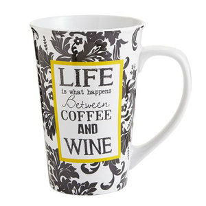 life-is-what-happens-mug