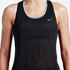 Nike Run Fast Running Tank Top
