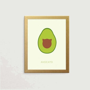avocado-wall-art