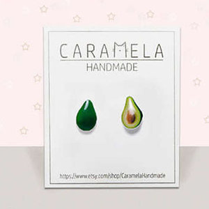 avocado-earring-studs