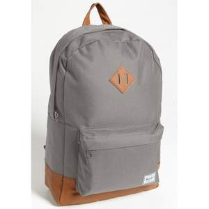 herschel-backpack-gray