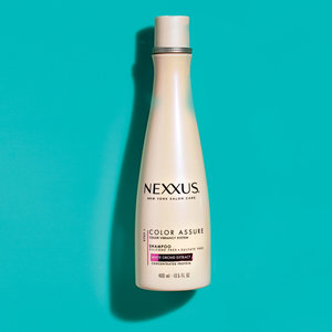 nexxus-color-assure-shampoo-shiny-hair