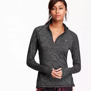 Go-Dry Performance 1/4 Zip Pullover for Women