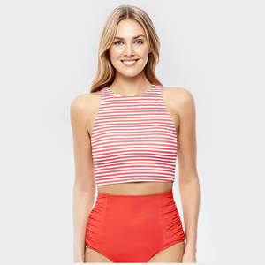 target-striped-high-neck-bikini