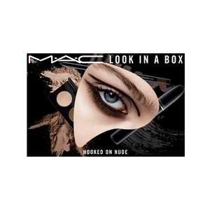 MAC Look In A Box - Hooked On Nude Eye Focus Kit