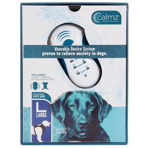 Petmate Calmz Anxiety Relief System for Dogs