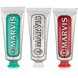 marvis toothpaste new