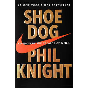 shoe dog book
