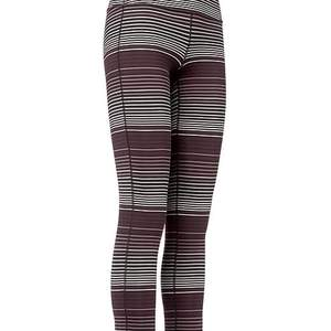 Stripped Athleta Leggings