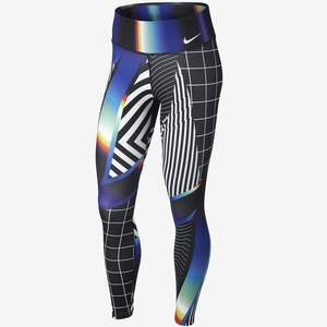 multi color nike legging