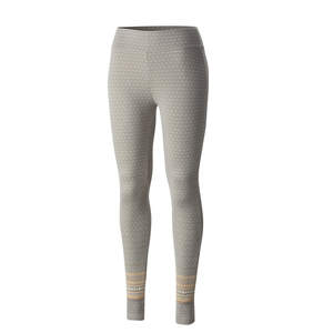 gold columbia knit legging