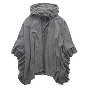 aerie-heather-gray-poncho