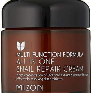 The Best Snail Creams: Mizon Snail Cream, CosRX Essence, More