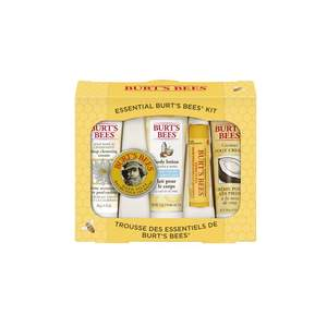 burts bees gift sets beauty gift sets