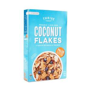 thrive market coconut flakes cereal