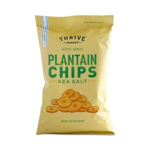 thrive market plantain chips