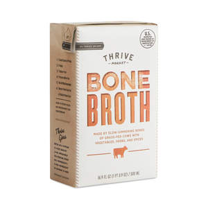 thrive market bone broth