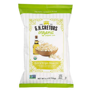 G.H. Cretors popcorn super bowl snacks