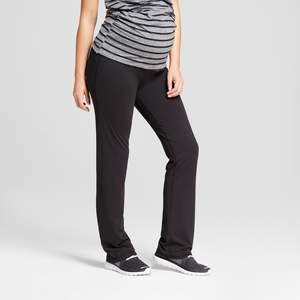 best-workout-clothes-pregnant-women-over-belly-pants