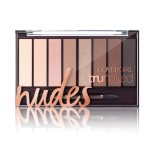 COVERGIRL truNaked Eyeshadow, Nudes