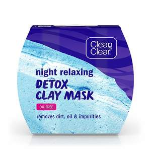 how-to-shrink-pores-clean-clear-mask