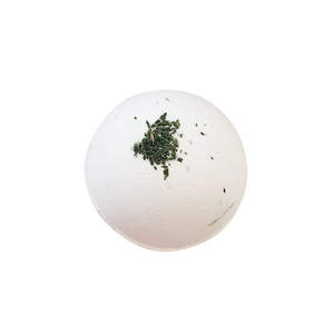 peppermint-bath-bomb