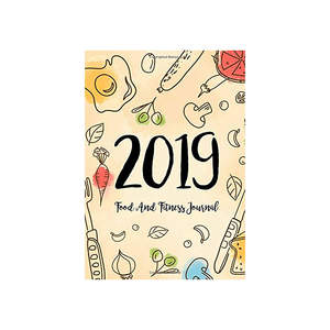 Food And Fitness Journal 2019