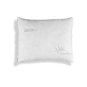 XTreme Comforts Bamboo Hypoallergenic Memory Foam Pillow