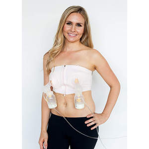 Simple Wishes D Lite Hands Free Pumping Bra