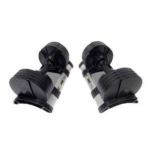 Core Fitness Adjustable Dumbbell Weight Set by Affordable Dumbbells