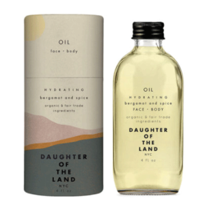 Daughter of the Land Body Oil